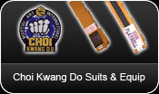 Choi Kwang Do Suits & Equipment