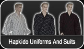 Hapkido Uniforms & Suits