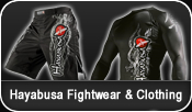 Hayabusa Fightwear & Clothing