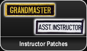 Instructor Patches