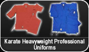 Karate Professional Uniforms