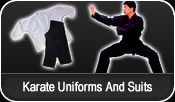 Karate Uniforms & Suits