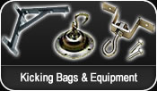 Kicking Bags & Equipment
