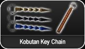 Kobutan Key Chains
