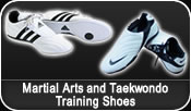 Martial Arts & Taekwondo Training Shoes