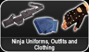 Ninja Uniforms & Clothing