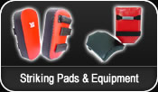 Striking Pads & Equipment