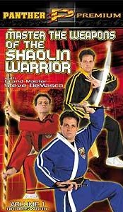 Master The Weapons of the Shaolin Warrior with Steve DeMasco - D