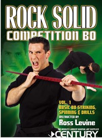 Ross Levine Rock Solid: Bo Competition Series Dvd