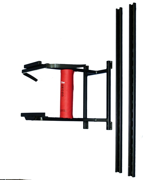 Floor Wall Mounted Break Board Holder Martial Arts