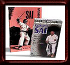 Sai: Karate Weapon Of Self-Defence Book and Video Set