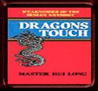 Dragon's Touch - Book
