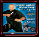 Basic Knife Disarming DVD