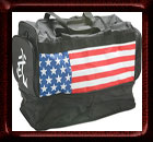Expandable Sports Bag - Stars and Stripes