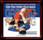 Fighting From Your Back - Book