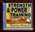 Strength and Power Training for Martial Arts - BOOK