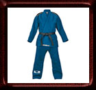Bad Boy MMA Pro series Blue Lightweight Ju Jitsu Gi