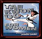 Tae Kwon Do For Women - Book
