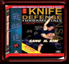 Knife Defense Fundamentals DVD