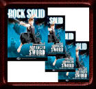 Jacob Kabel Rock Solid: Advanced Sword Series Titles - DVD