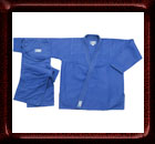 Brazillian Ju Jitsu Childrens Gi Blue