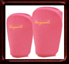 Elasticated Pink Forearm Guards