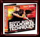 Jacob Kabel Rock Solid Sword Techniques Series Titles - DVD
