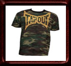 Tapout Camouflage T Shirt