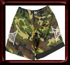 Tapout Camouflage Long MMA Shorts