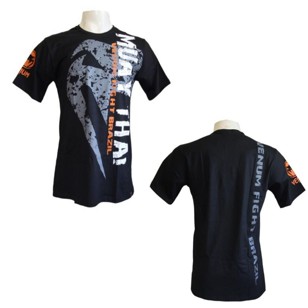 Venum Muay Thai Logo Venum Muay Thai Shadow t Shirt